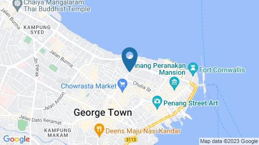 Merchant Hotel Map