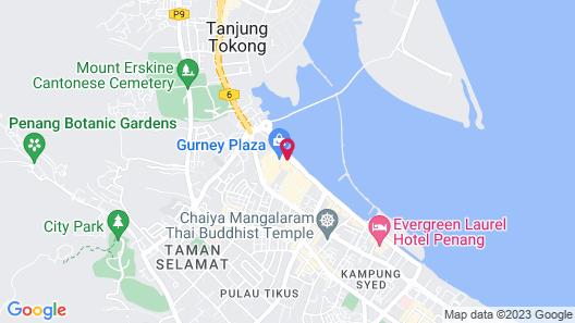 G Hotel Gurney Map