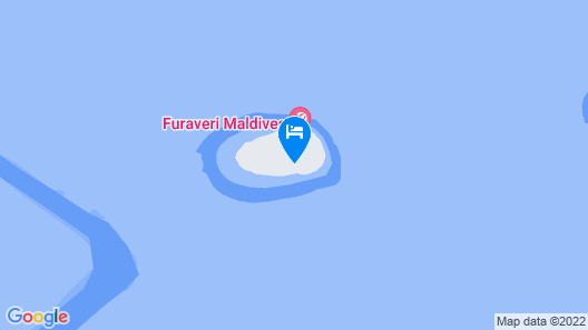 Furaveri Maldives Map