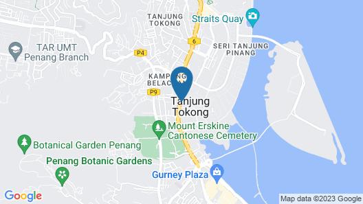 The Landmark by Katana Map