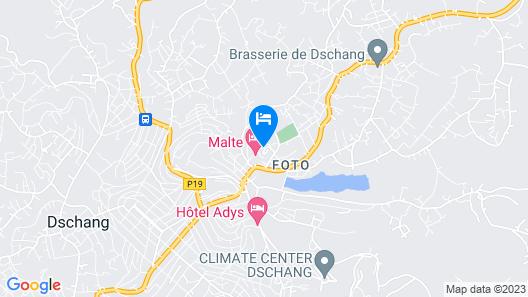 Hôtel Place de La Météo Map