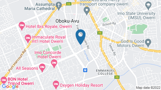 Full Moon Hotel - Premiere Map