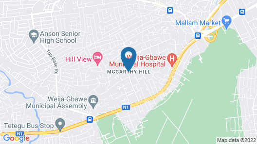 Nimohs Holiday Home Map