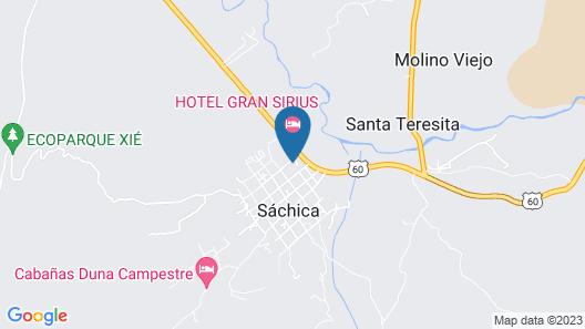 Hotel Villa Luisa Map
