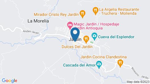 Paraiso Travel Map