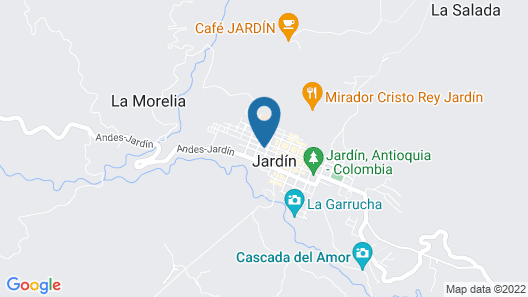 Hostal Naty Luna Map