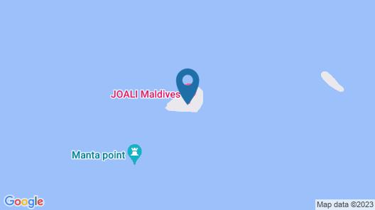 JOALI Maldives Map