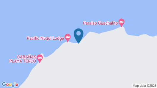 Pijiba Lodge Map