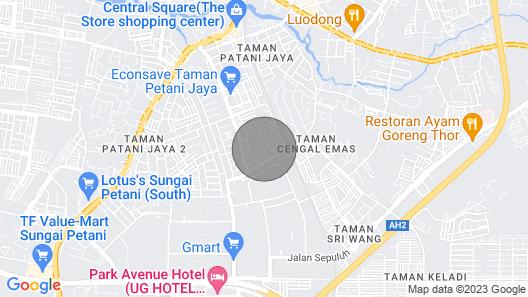 N.A Homestay (free Wifi) Map