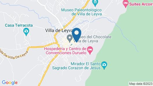 CASA VILLA LOLITA Map