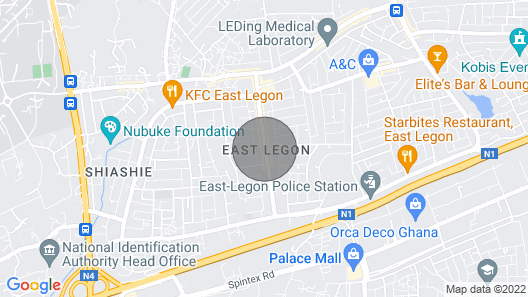 King Promise Luxury Home Map