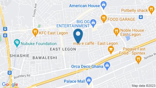 The DANN Residence Map