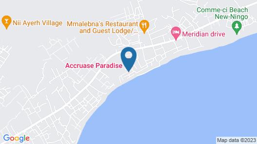 Accruase Paradise Map