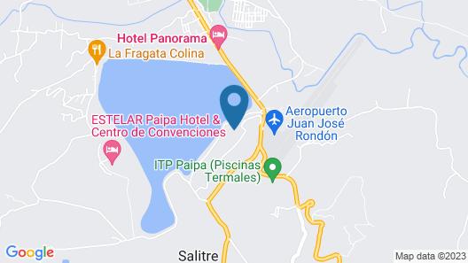 D'Acosta Hotel Sochagota Map