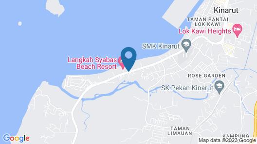 Seaside Travellers Inn Map
