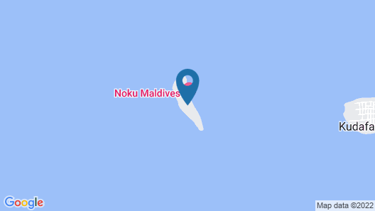 Noku Maldives Map