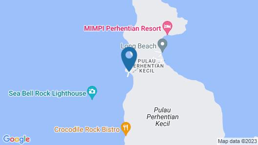 Shari-La Island Resort Map