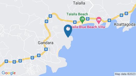 Talalla Freedom Resort Map