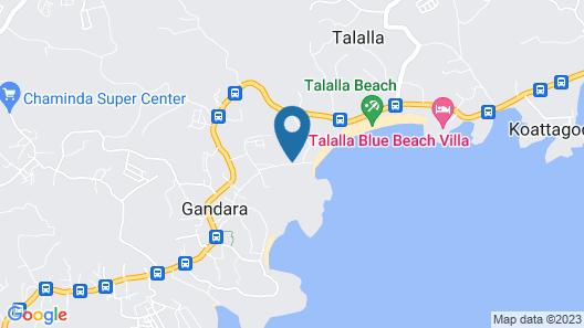 Handun Villas Map
