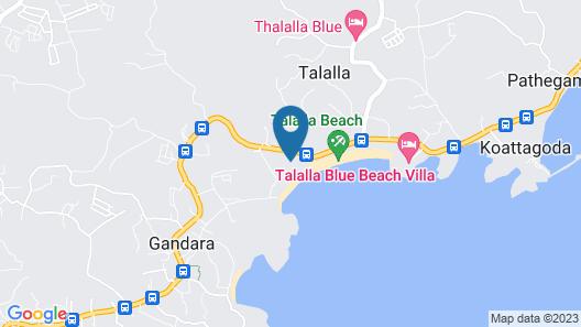 Ocean Nature Resort Map