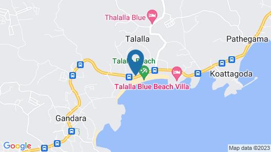 Sunbaylanka talalla Map