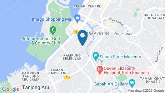 AR Residence Map