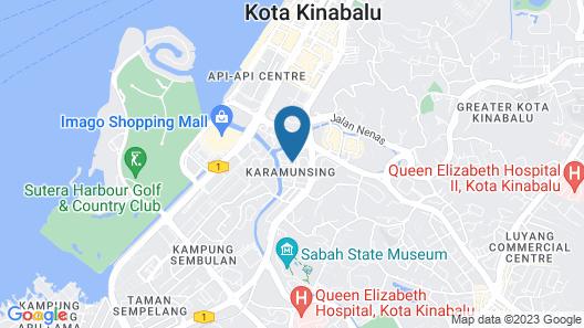 OYO 777 Epal Hotel Map