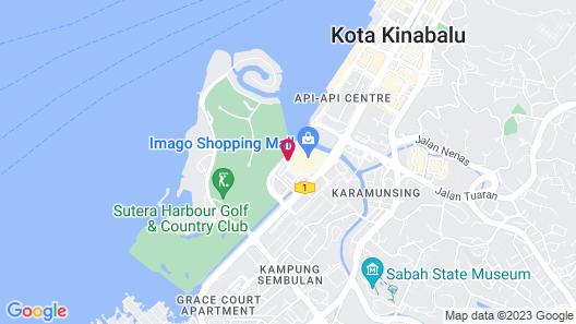 Oikos Poshtel Map