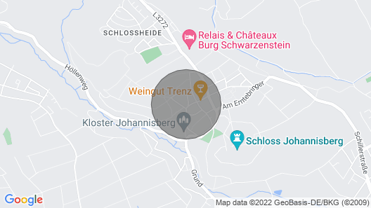 2 bedroom accommodation in Geisenheim Map