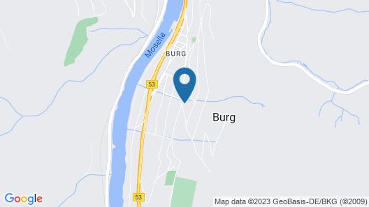 Ferienweingut Rainer Hirschen Map