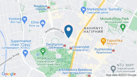 Kharkov Map
