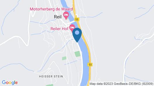 Boutique Hotel Villa Melsheimer Map