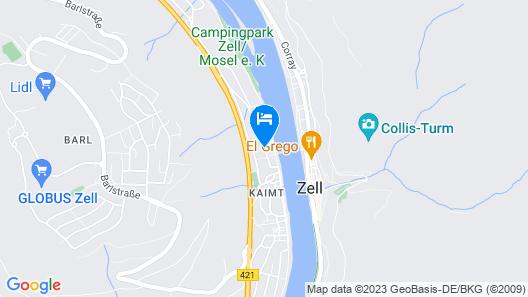 Ferienwohnungen Cella Map