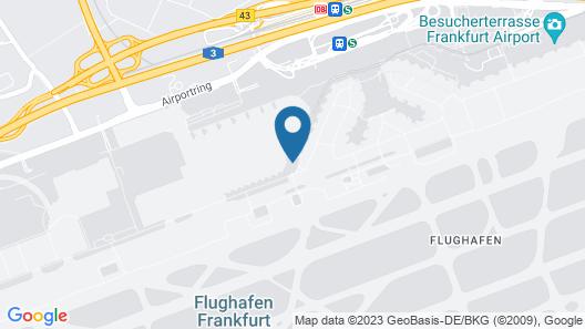 MY CLOUD Transit Hotel Map