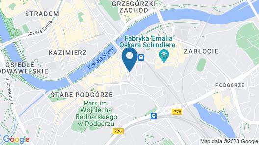 Lwowska 1 Map