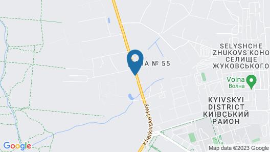 Nasha Dacha Country Estate Map