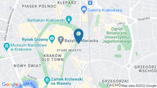 BlueApart Map