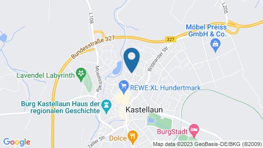 Ferienhaus Herrenhaus Map