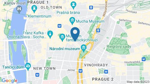 Jalta Boutique Hotel Map