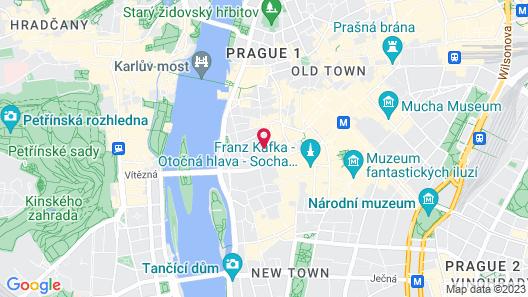 Unitas Hotel Map