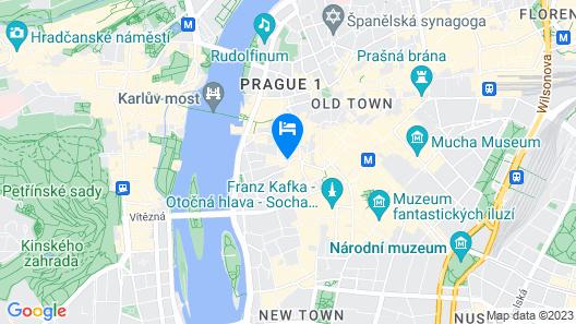 Betlem Club Hotel Map