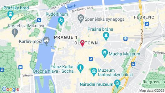 Hotel Dar Map