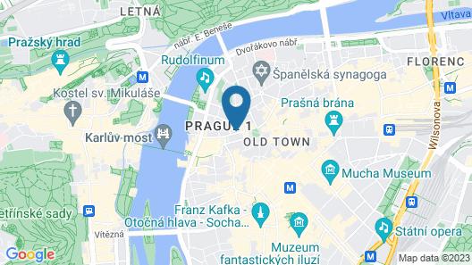 The Emblem Hotel Map