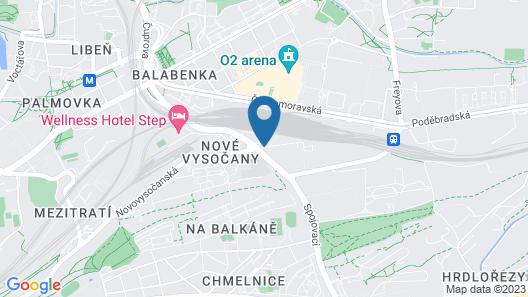 Hotel Relax Inn Map
