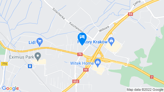 Dworek Magnat Map