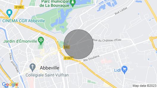 1 Floor Apartment Privatized Map