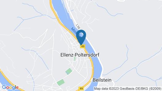 Ellenzer Goldbäumchen Map