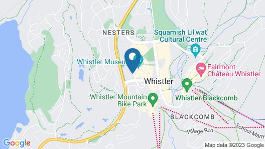 Whistler Cascade Lodge by Vacasa Map