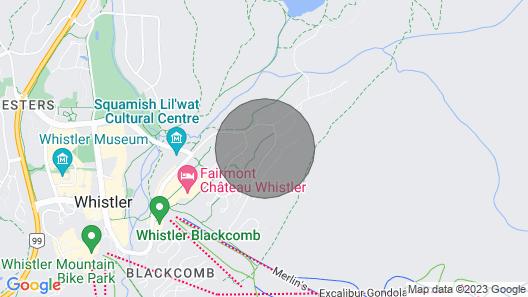 Whistler Benchlands: The Villas Foxglove Map