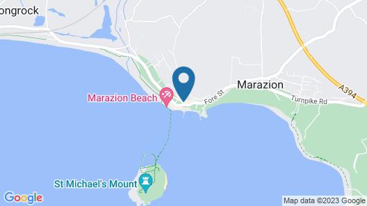 Marazion Hotel Map